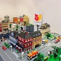 """Выставка Лего """"Строить -  ЛЕГкО"""" в Музее игрушки, фото"""