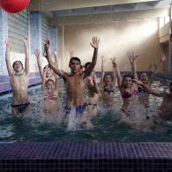 Летние каникулы в Юрмале для детей 7-17 лет в лагере Dream Team, набор 2014