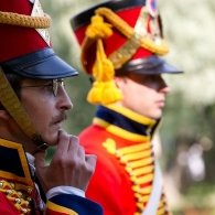 Празднование 175 лет Российских Железных Дорог, фото