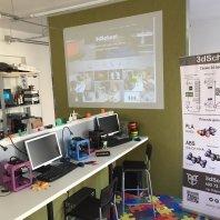 3dSchool, курсы 3d печати и компьютерного моделирования для школьников от 10 лет и взрослых на Пархоменко, СПб