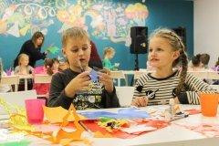 Smile Family, семейный клуб, совместные занятия для детей и родителей на Дыбенко, СПб