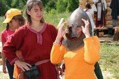 Вольный купец, детские праздники с викингами и индейцами (СПб)