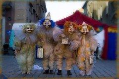 """""""Странствующие куклы господина Пэжо"""", театр, организация праздников в СПб"""