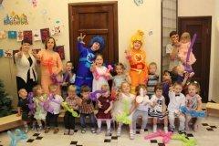 Andalasia, частный детский сад на Ветеранов, СПб