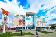 """""""Монпансье"""", торгово-развлекательный центр в Приморском районе, СПб"""