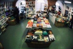 """""""Двадцать восьмой"""" (28oi), магазин книг и комиксов, канцелярии на Обводном в Петербурге"""