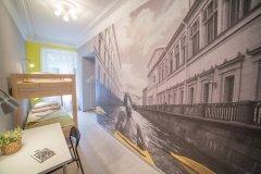 Drive, хостел для всей семьи в Центральном районе Санкт-Петербурга