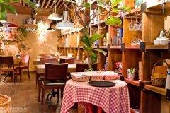 Марчелли'c (Marcelli's), ресторан с детской комнатой на Космонавтов, Московский район, СПб
