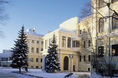 Санкт-Петербургский городской дворец творчества юных, Аничков дворец
