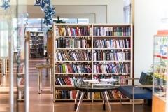 """""""Библиотека Друзей"""", библиотека № 2 на Московском шоссе, СПб"""