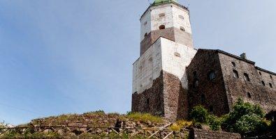 Выборгский замок (Wiborgs slott), фото