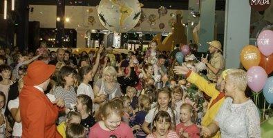 """""""Волшебная миля"""", развлекательно-познавательный парк для детей от 1,5 до 14 лет в ТРК """"Гранд Каньон"""" на Энгельса, СПб"""
