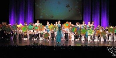 Набор девочек 3-8 лет в новый филиал Студии гимнастики и танца Анны Серовой на Приморской, СПб
