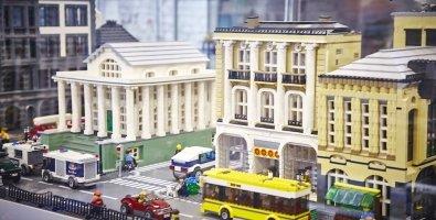 """Gamebrick, """"Геймбрик"""", музей-выставка моделей из кубиков LEGO для детей от 3 лет и взрослых, СПб"""