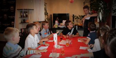 """""""Мурашки"""", квесты-перфомансы в стиле страшилок, праздники для детей в СПб"""