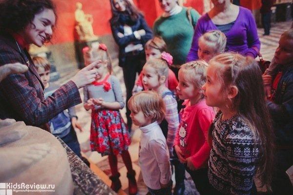 """""""В гости к золотому павлину"""", экскурсия в Эрмитаже и творческий мастер-класс для детей 4-7 лет от """"Школы юных музейчат"""", СПб"""
