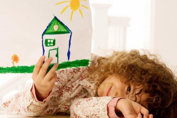 """""""Свобода от страхов"""", открытый арт-терапевтический урок для детей и родителей в центре """"Ё kids"""" на Невском, СПб"""