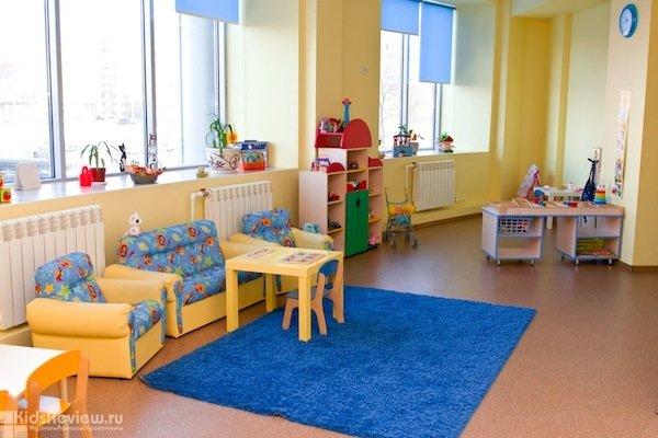 """""""КАРЛСОН"""", частный детский сад, развивающий центр для детей на Приморской, СПб (закрыт)"""