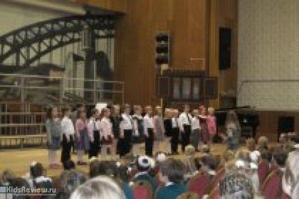 Праздничный концерт в честь Дня Победы в Охтинском центре на Тухачевского, СПб