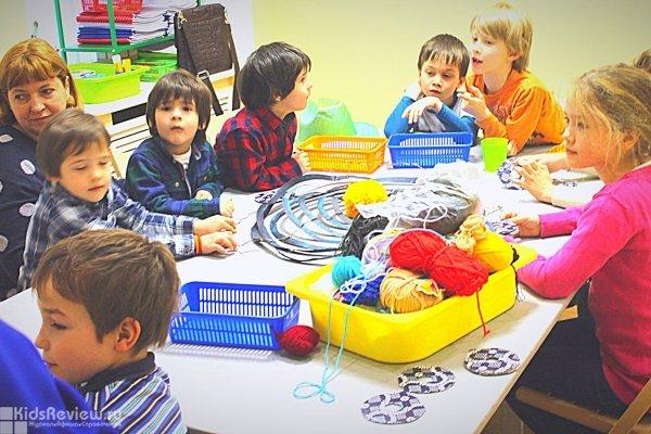 """""""Я мы мир"""", интерактивный лекторий для детей 5-7 лет в центре СПб"""