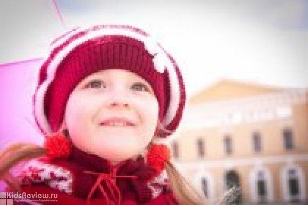 """Фотопленэр для детей от 3 лет от """"Академии Тренинга и Туризма"""", фотосессия в СПб"""