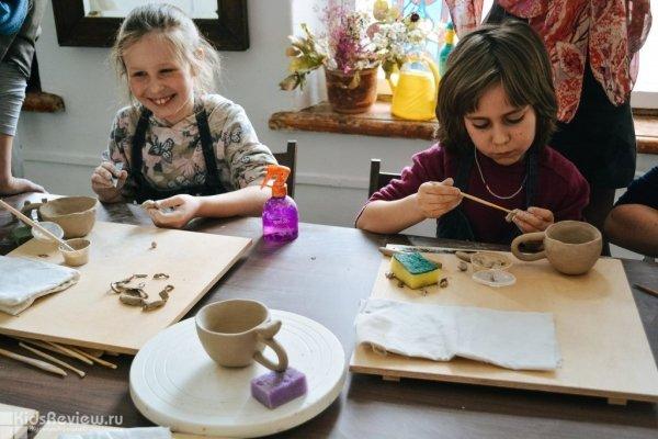 Sculpt Art Ceramics, студия керамики в Василеостровском районе, СПб