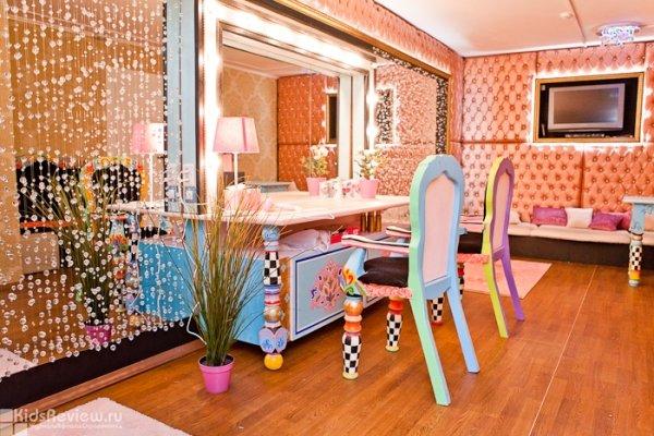 """Kids&Spa, """"Кидс энд Спа"""", детский интерактивный spa салон, детские праздники в Новом Оккервиле, СПб"""