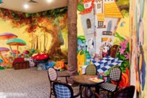 """""""Урок волшебства"""", фокусы и превращения в ресторане """"Ялта"""" в Купчино"""