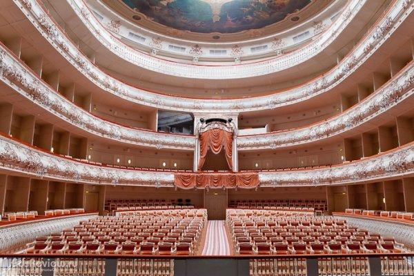 Михайловский театр в Санкт-Петербурге, фото