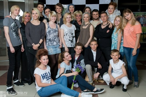 Продюсерский центр Натальи Щербаковой, актерское мастерство, танец, вокал для детей в Колпино, СПб