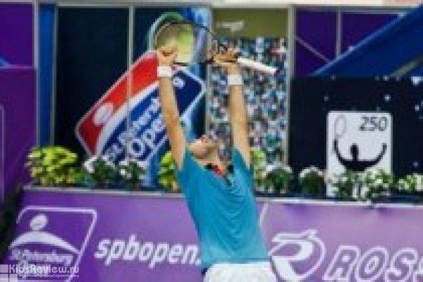 """""""St. Petersburg Open - 2012"""", международный теннисный турнир в СКК"""
