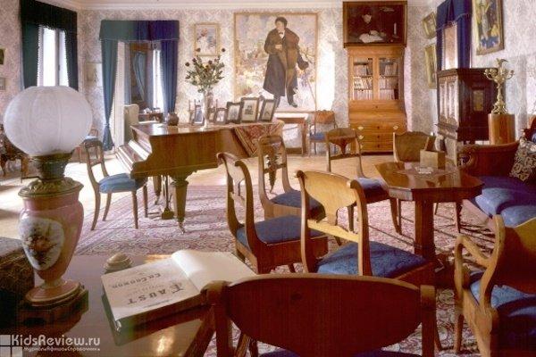 Дом-музей Ф.И. Шаляпина в Петербурге