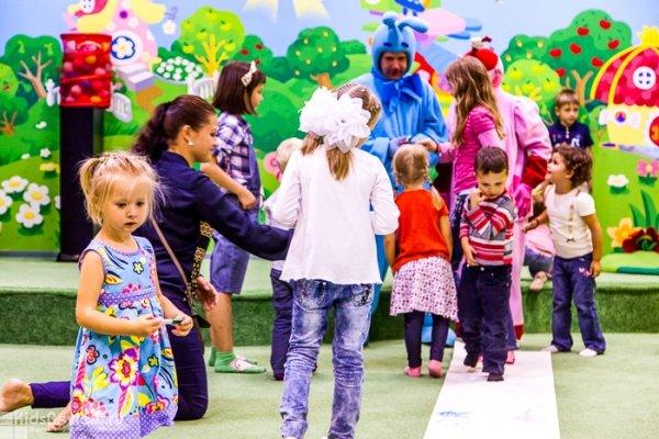 """""""Лесная сказка"""", кукольный спектакль для детей в арт-центре """"КаламбуR"""", СПб"""