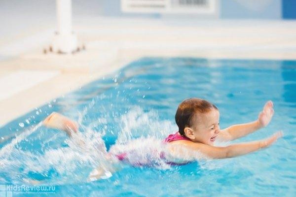 """""""Атлантика"""", бассейн, раннее плавание, обучение плаванию детей и взрослых в Красногвардейском районе СПб"""