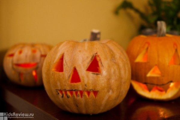 """Halloween для детей от 2 до 10 лет в ресторане """"Трибуна"""" в Санкт-Петербурге, 2012 год"""