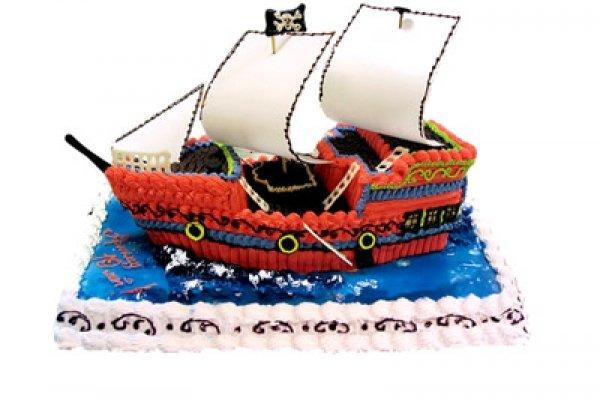 Невские берега, торт на заказ в Санкт-Петербурге