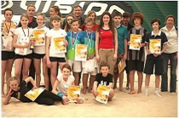 Турнир по пляжному теннису в Санкт-Петербурге (СПб) для детей