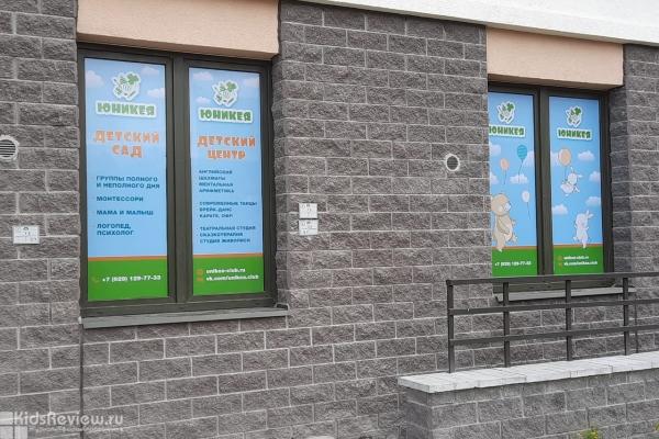 """""""Юникея"""", частный детский сад полного и неполного дня, центр развития для детей от 1 года в Невском районе, СПб"""