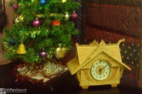 Новогодние и рождественские мастер-классы и экскурсии в Петербургском музее кукол для детей от 5 лет