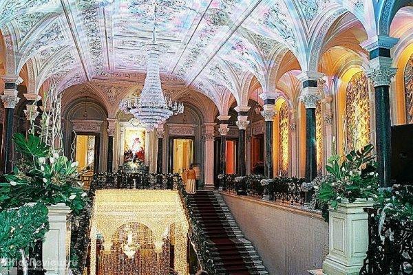 Николаевский дворец, банкетный зал, фольклорный центр, Санкт-Петербург