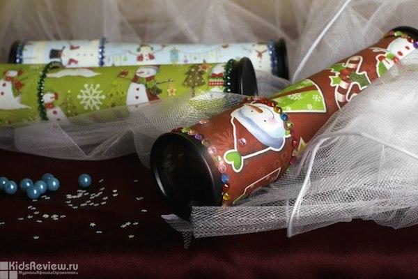 """Новогодне-рождественский утренник для детей в ресторане """"Трибуна"""", СПб"""
