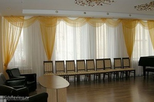 Охтинский центр эстетического воспитания, детская школа искусств в Красногвардейском районе, СПб