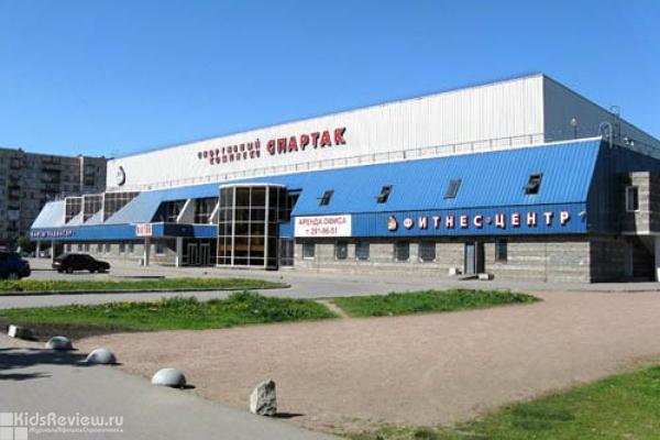 Спартак, спортивный комплекс, каток на Академической