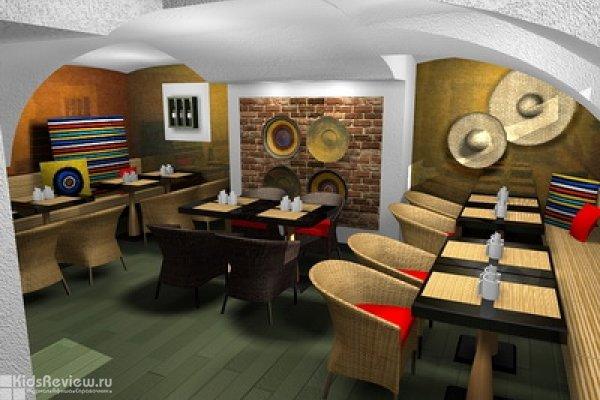 La Cucaracha / Ла Кукарача, мексиканский ресторан