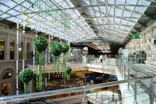 Фотоотчет: Варшавский экспресс, развлекательно-торговый комплекс