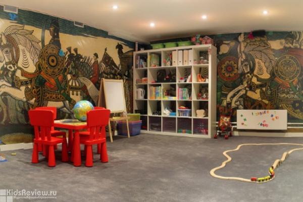 """""""Шаляпин"""", дачный ресторан с детской комнатой в Репино"""