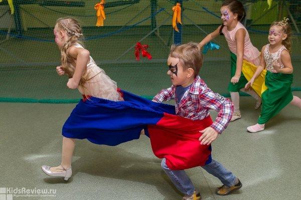 """""""Вечеринка от Снежинки"""", новогодняя игровая программа для детей 4-8 лет"""