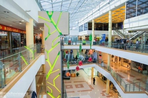 """""""Экополис Premium"""", торговый центр премиум-класса с детской образовательной площадкой, СПб"""