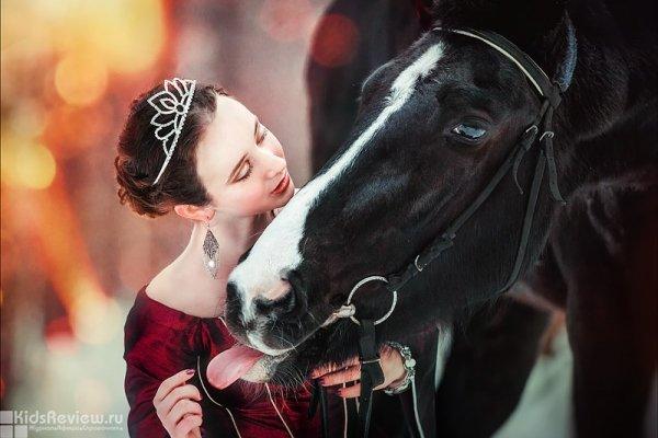 """""""Гнедой"""", конно-фермерское хозяйство в Красносельском районе СПб"""