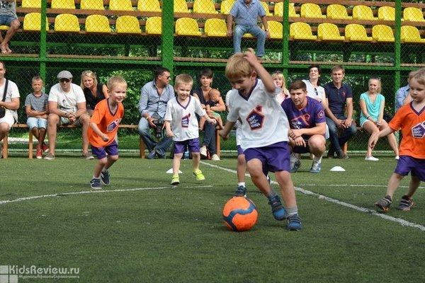 """""""Чемпионика"""", занятия футболом для детей 3-6 лет в СПб (филиал закрыт)"""